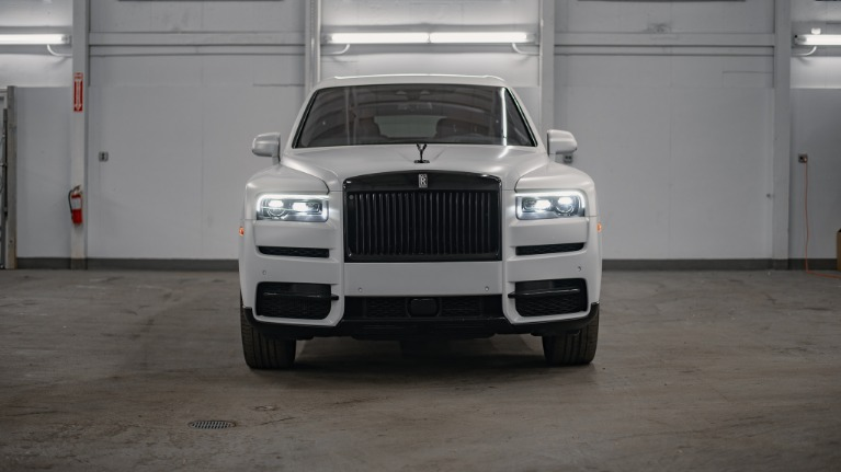 Used 2020 Rolls-Royce Cullinan Base for sale Call for price at Platinum Chicago in Lake Bluff IL