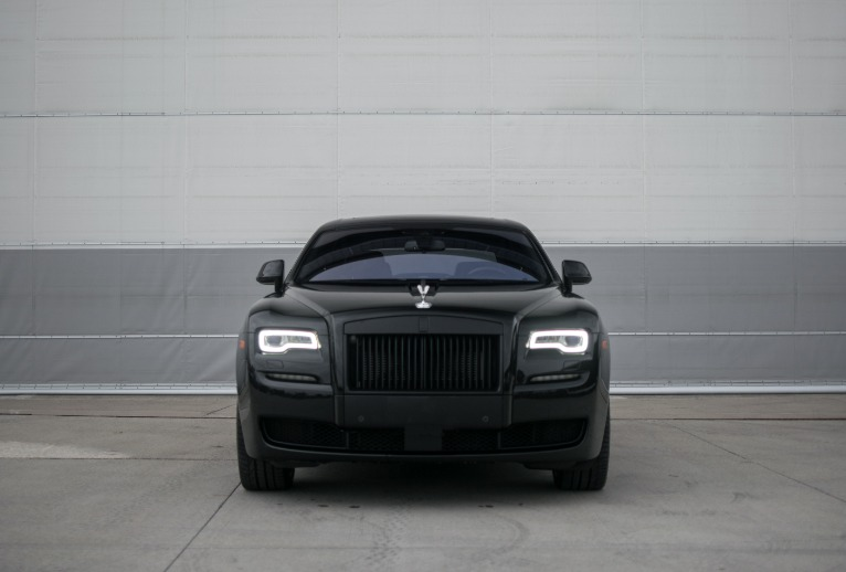 Used 2015 Rolls-Royce Ghost Series II Sedan for sale Call for price at Platinum Chicago in Lake Bluff IL