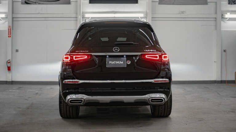 New 2021 Mercedes-Benz GLS-Class GLS600 4MA for sale Call for price at Platinum Chicago in Lake Bluff IL 60044 2