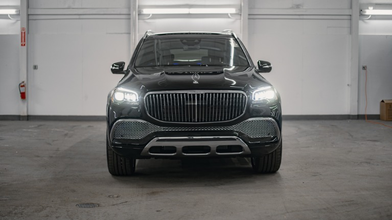 New 2021 Mercedes-Benz GLS-Class GLS600 4MA for sale Call for price at Platinum Chicago in Lake Bluff IL