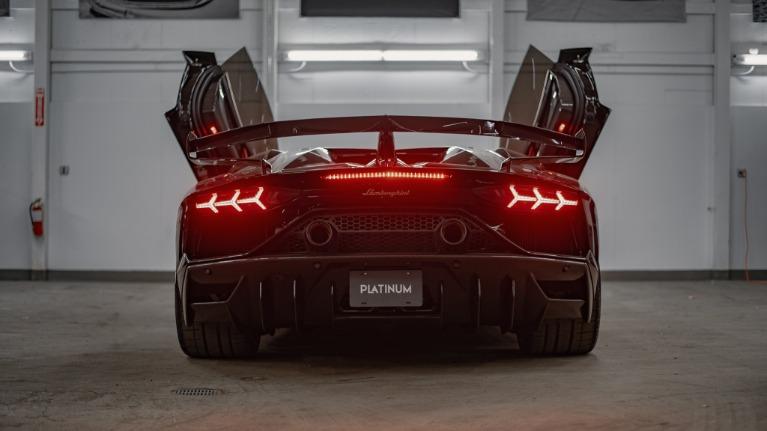 Used 2020 Lamborghini Aventador SVJ Roadst for sale Call for price at Platinum Chicago in Lake Bluff IL 60044 5