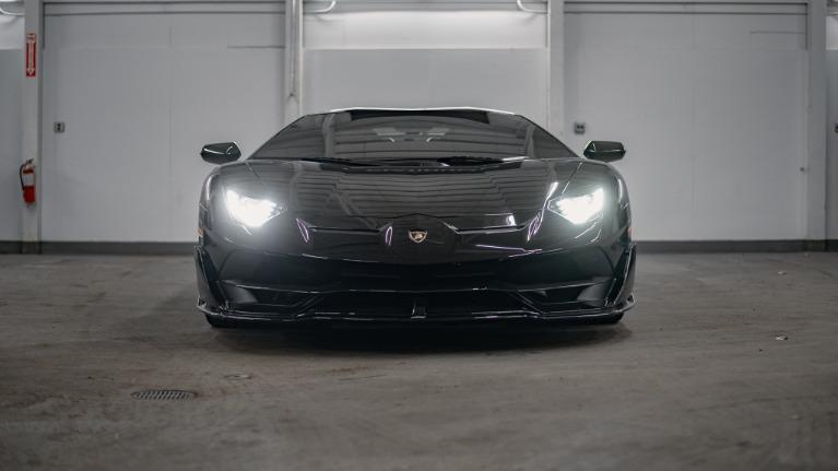 Used 2020 Lamborghini Aventador SVJ Roadst for sale Call for price at Platinum Chicago in Lake Bluff IL