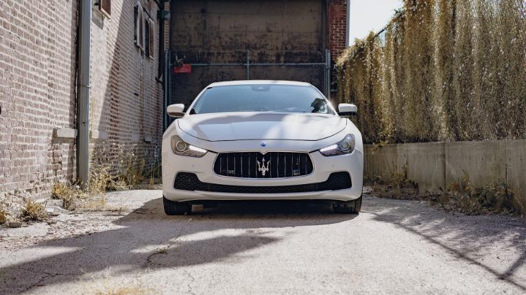 Used 2017 Maserati Ghibli S Q4 for sale Sold at Platinum Chicago in Lake Bluff IL 60044 1