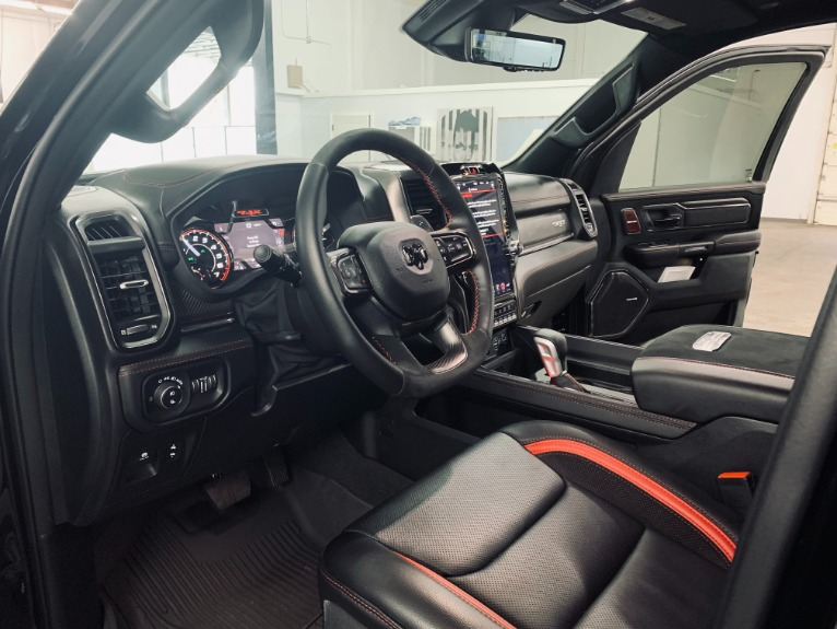 Used 2021 Ram Ram Pickup 1500 TRX for sale $110,555 at Platinum Chicago in Lake Bluff IL 60044 10