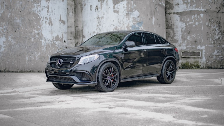 Used 2019 Mercedes-Benz GLE Class AMG GLE 63 for sale Call for price at Platinum Chicago in Lake Bluff IL 60044 2