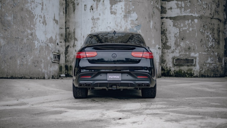 Used 2019 Mercedes-Benz GLE Class AMG GLE 63 for sale Call for price at Platinum Chicago in Lake Bluff IL 60044 4