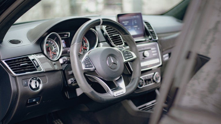 Used 2019 Mercedes-Benz GLE Class AMG GLE 63 for sale Call for price at Platinum Chicago in Lake Bluff IL 60044 5