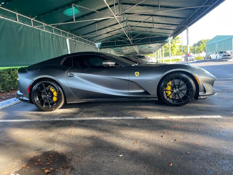 Used 2021 Ferrari 812 GTS for sale $749,999 at Platinum Chicago in Lake Bluff IL 60044 2