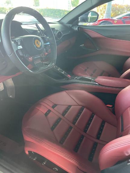 Used 2021 Ferrari 812 GTS for sale $749,999 at Platinum Chicago in Lake Bluff IL 60044 4